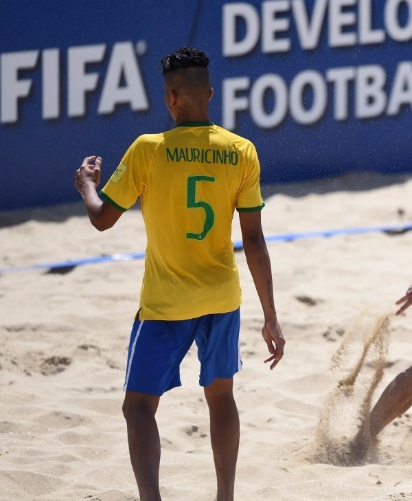 Brazil beat Italy 8-4 in the semi-finals today ©Getty Images