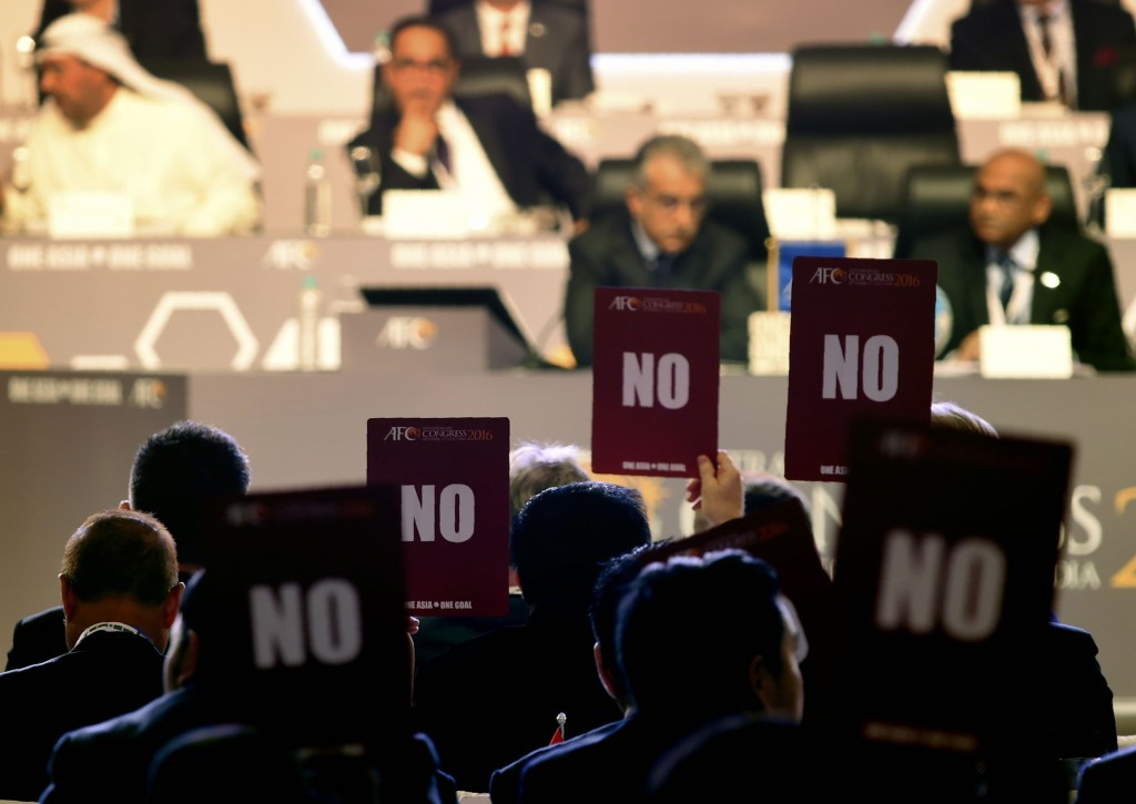 Asian Football Confederation prepare for delayed FIFA Council elections at Congress