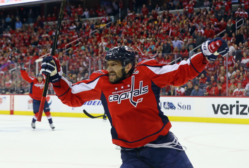 Russia's Alex Ovechkin is hoping to participate in Pyeongchang regardless of NHL backing ©Getty Images