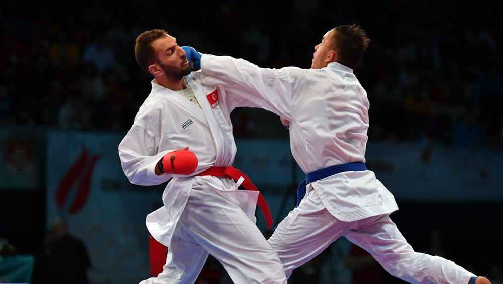 Hosts Turkey finish top of European Karate Championships medals table