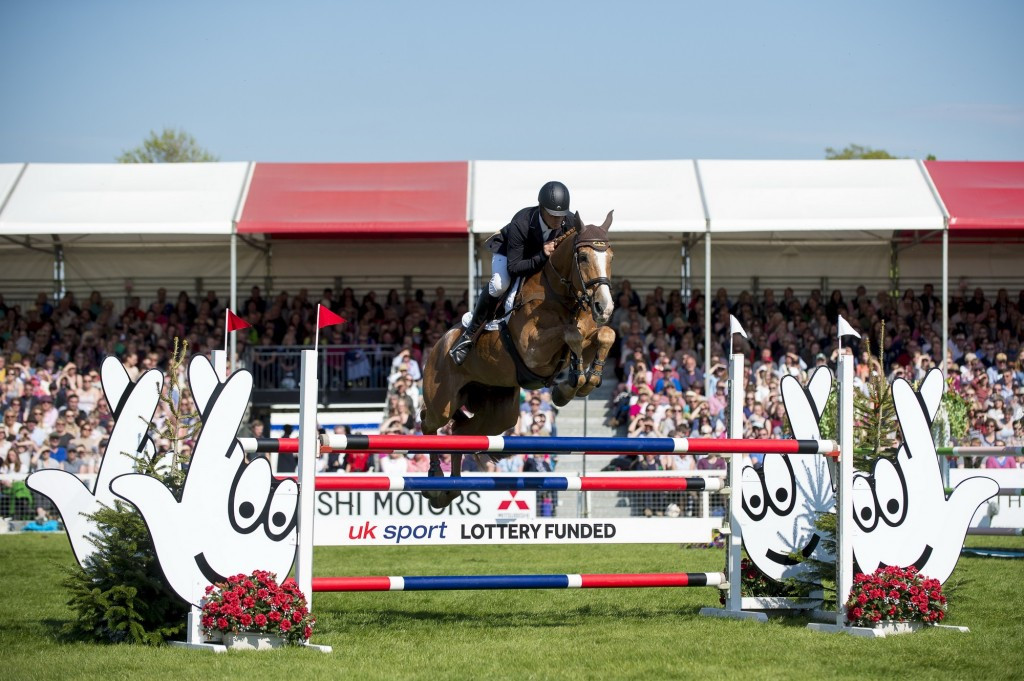 Nicholson ends wait for Badminton Horse Trials title