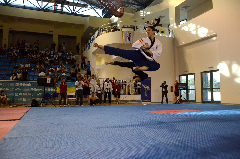 European Poomsae Championships 2017 successfully open in Rhodes