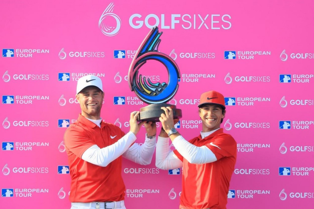 Denmark win inaugural GolfSixes title