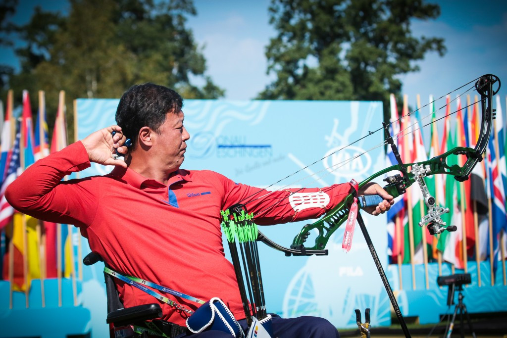 New classification rules are being introduced for Para-archery ©Getty Images