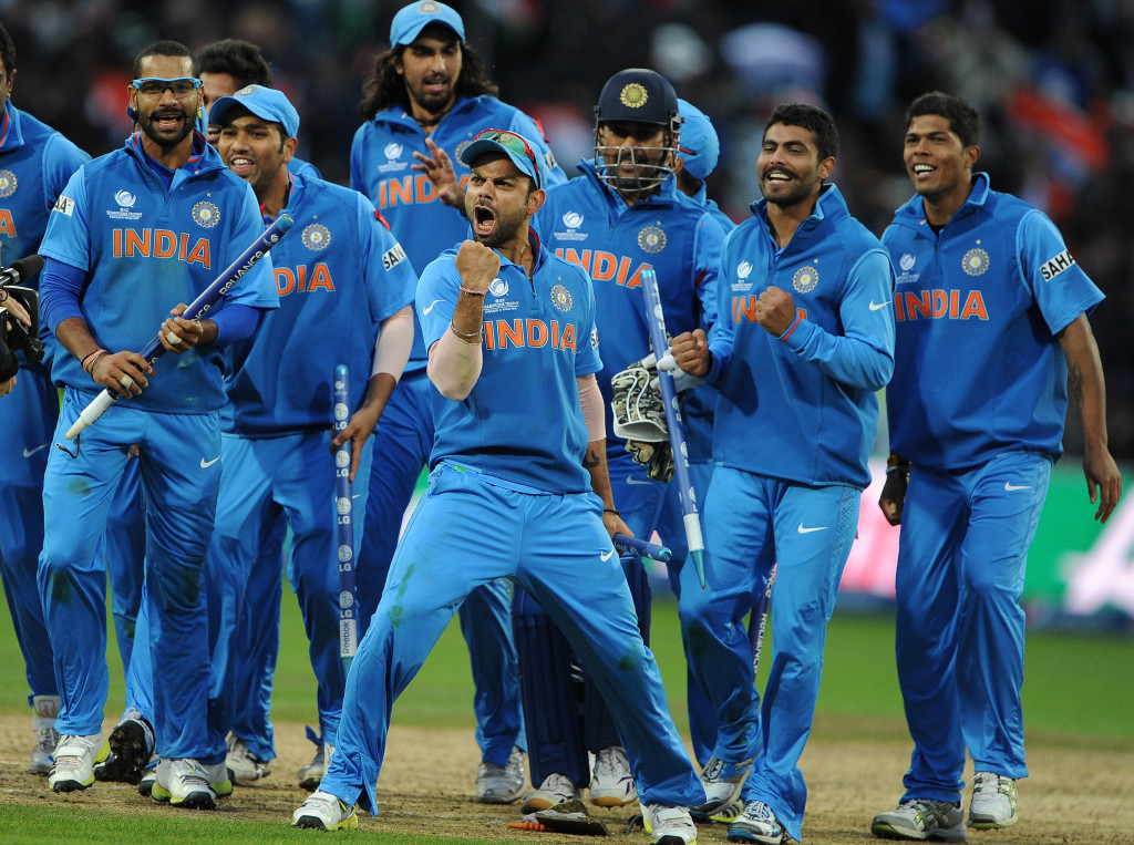 India to take part in Champions Trophy, says BCCI