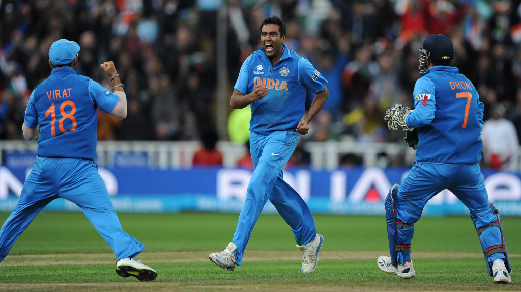 India beat England in the Champions Trophy final back in 2013 ©Getty Images