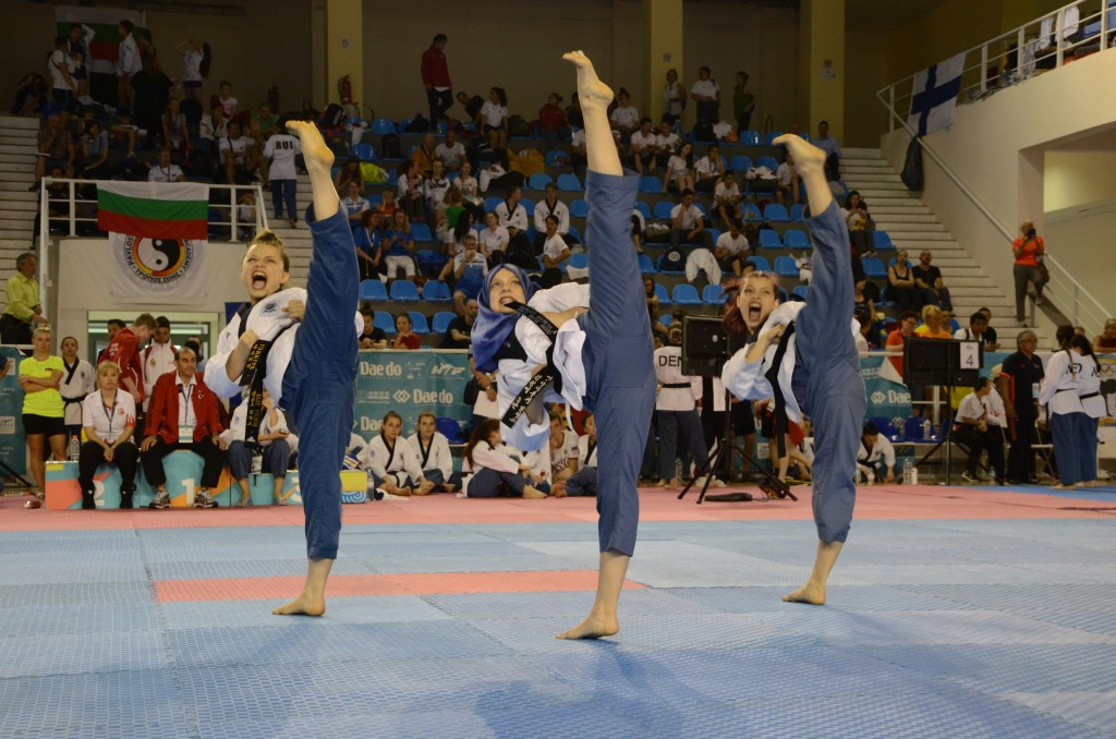 Turkey win 11 gold medals on final day of 2017 European Poomsae Championships