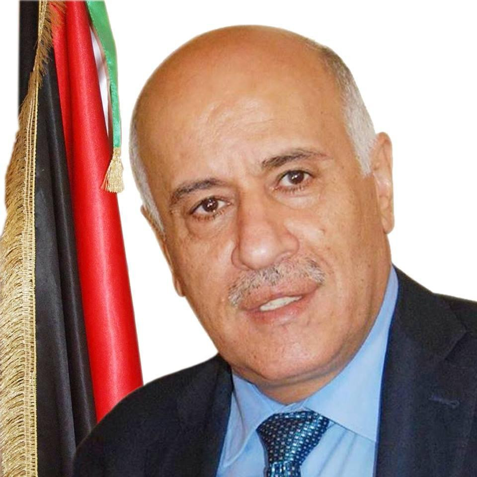 Palestine Football Association President Jibril Rajoub labelled the alleged phone call unprecedented ©Twitter