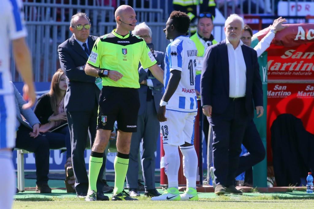 Samoura defends FIFA anti-racism stance following Muntari criticism