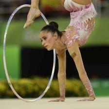 Hosts Bulgaria shine at FIG Rhythmic Gymnastics World Cup in Sofia