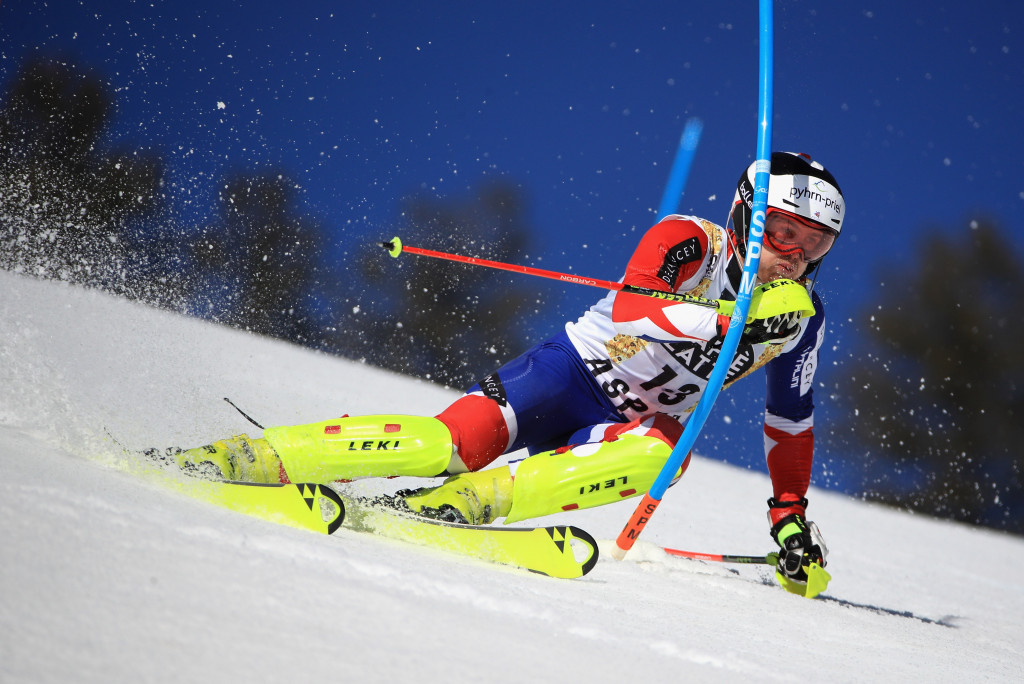 Reini Fernsebner will work with Britain's top skiers such as Dave Ryding ©Getty Images