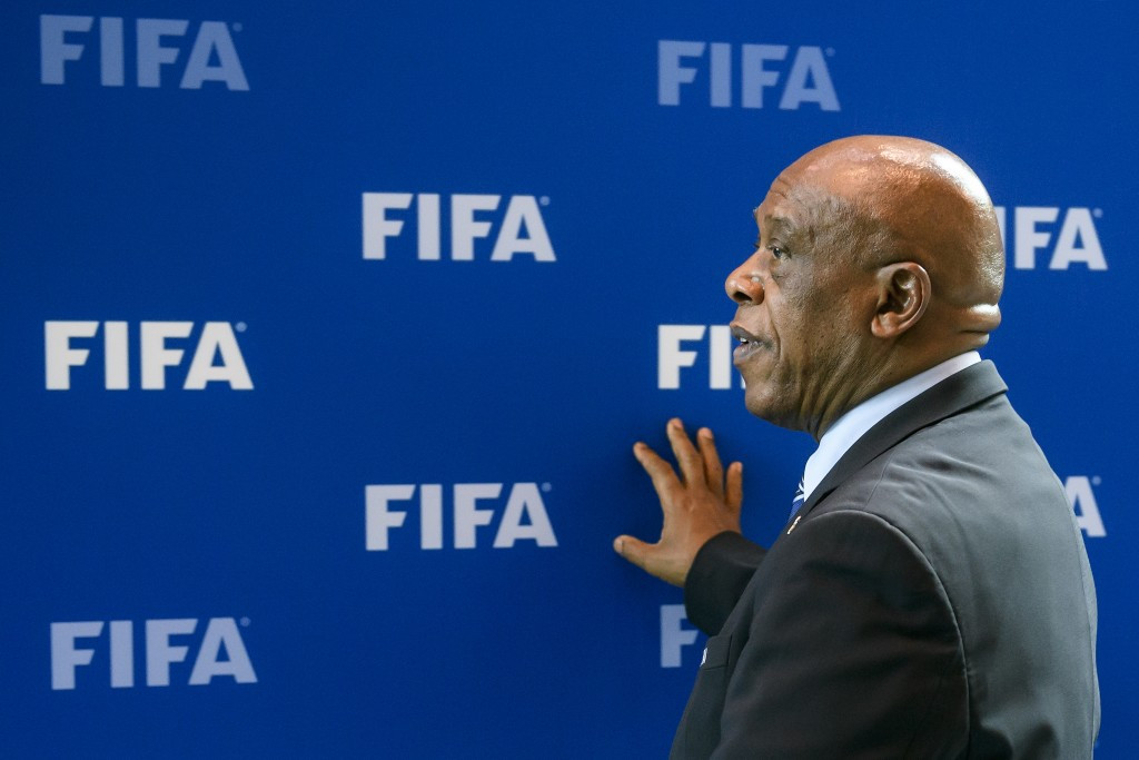 Tokyo Sexwale has failed to help remedy the situation between Israel and Palestine ©Getty Images