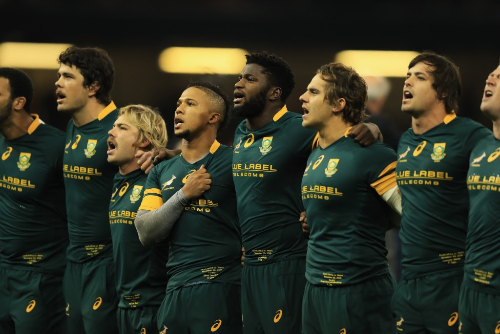 South Africa's bid for the 2023 Rugby World Cup has received a boost ©Getty Images