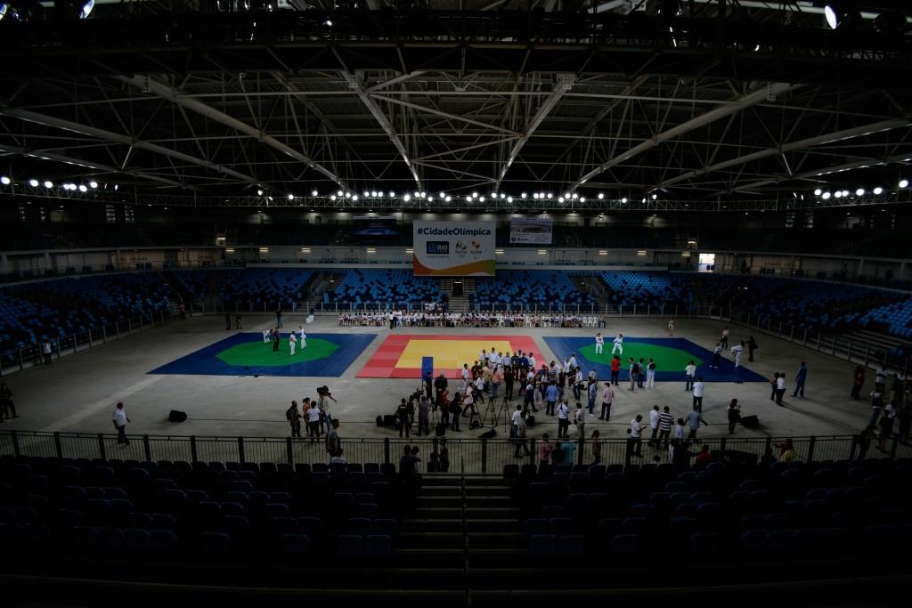 Rio City Hall reopen Carioca Arena 3 to public