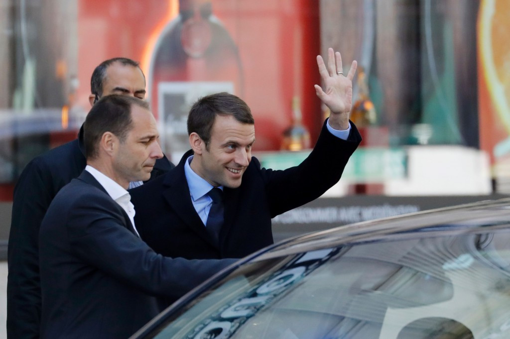 Macron to meet with IOC Evaluation Commission after inauguration