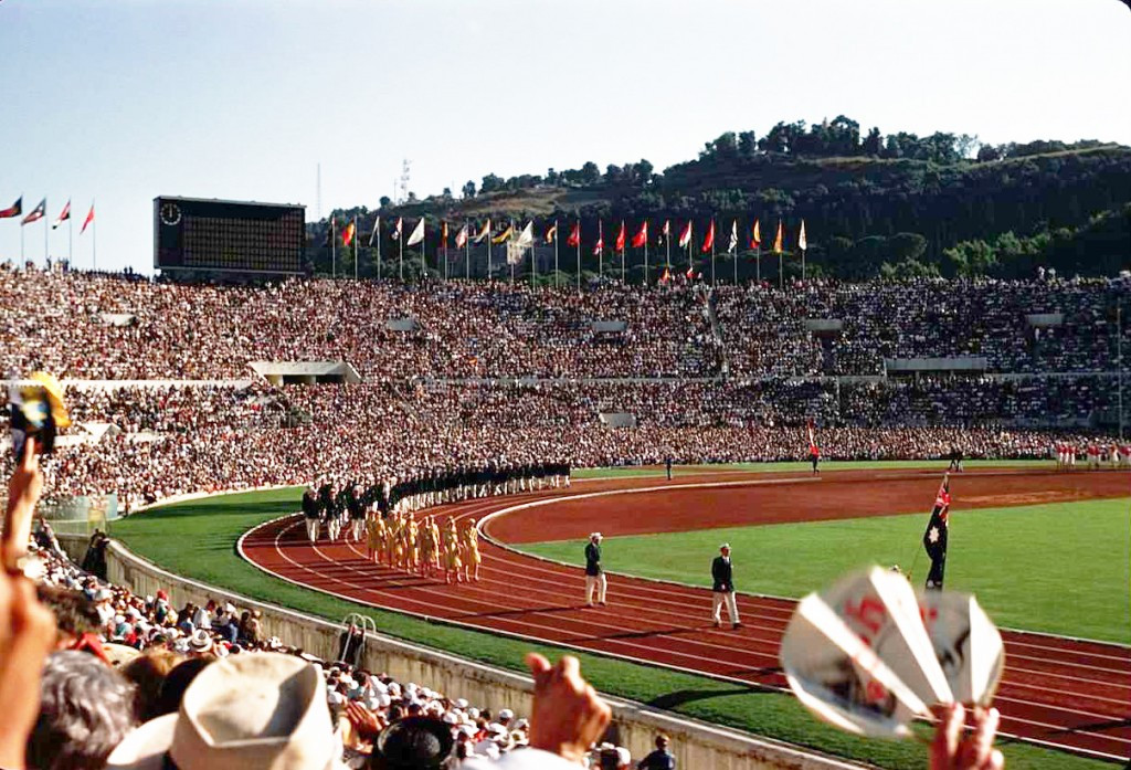 Rome has not hosted the Olympic Games since 1960 ©Getty Images
