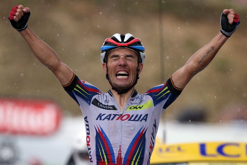 Rodriquez wins claims second stage victory of 2015 Tour de France as race leaves Pyrenees
