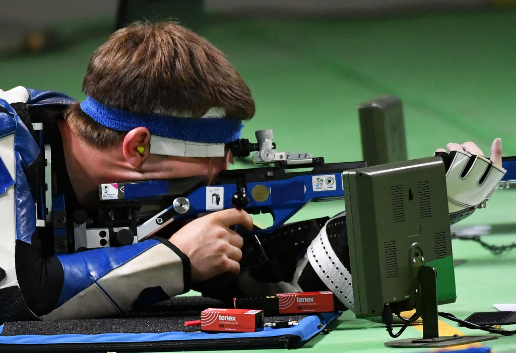 The ISSF has called an Extraordinary General Assembly to discuss the removal of the double trap, the 50 metre rifle prone, won by Henri Junghänel at Rio 2016, and 50m pistol events at Tokyo 2020 ©Getty Images