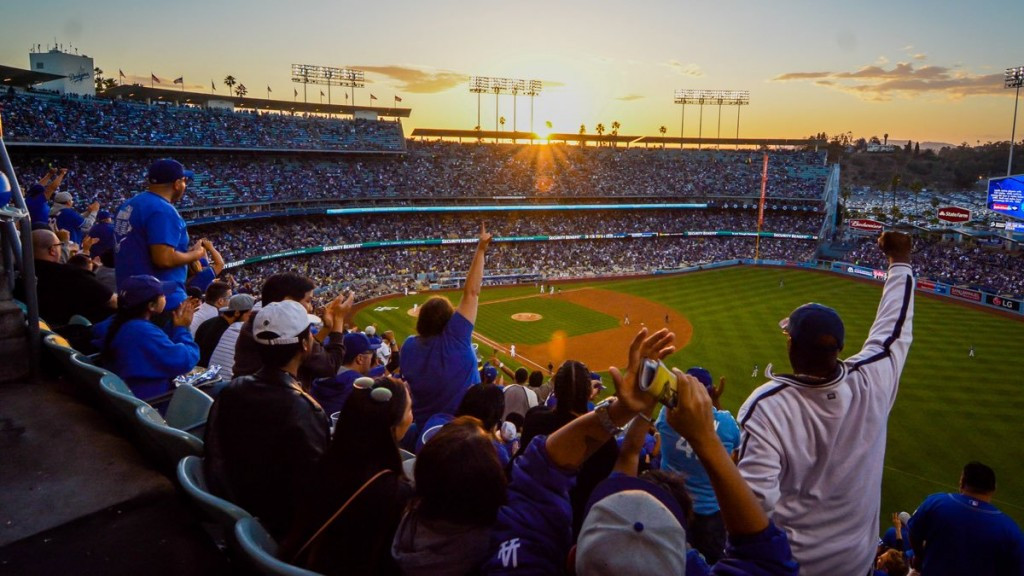 Olympics Night being held at Dodger Stadium to celebrate Los Angeles 2024