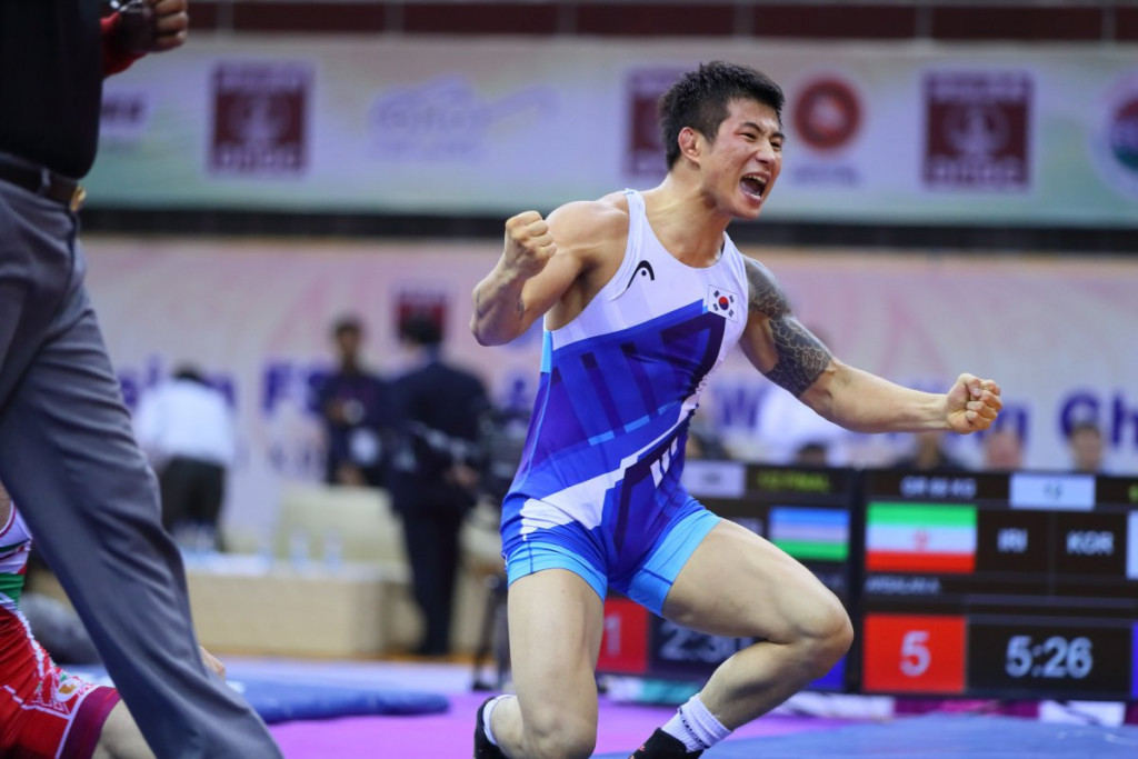 Asian C'ships: Indian wrestlers take two bronze on 2nd day