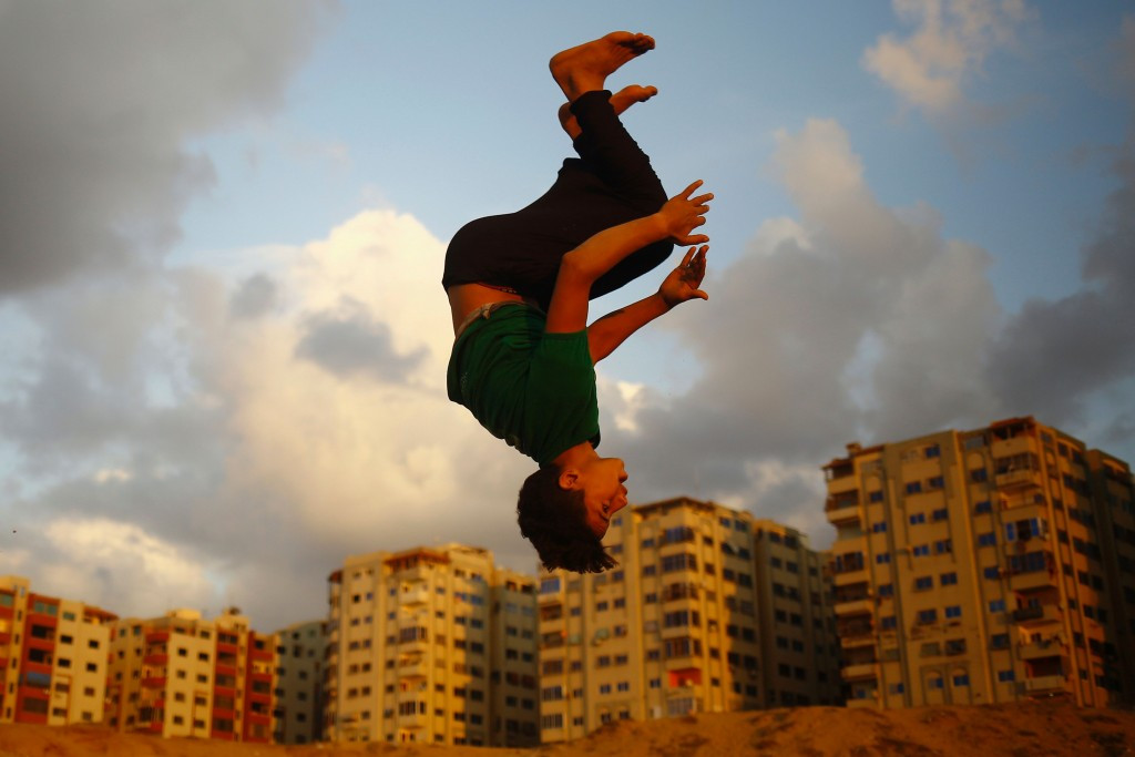 The move is likely to intensify the ongoing row concerning parkour ©Getty Images