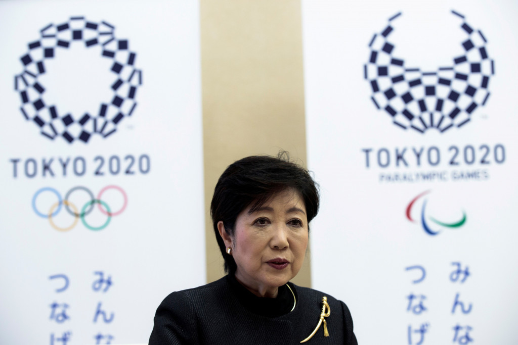 Tokyo to pay for temporary Olympic venues outside of capital, Governor suggests