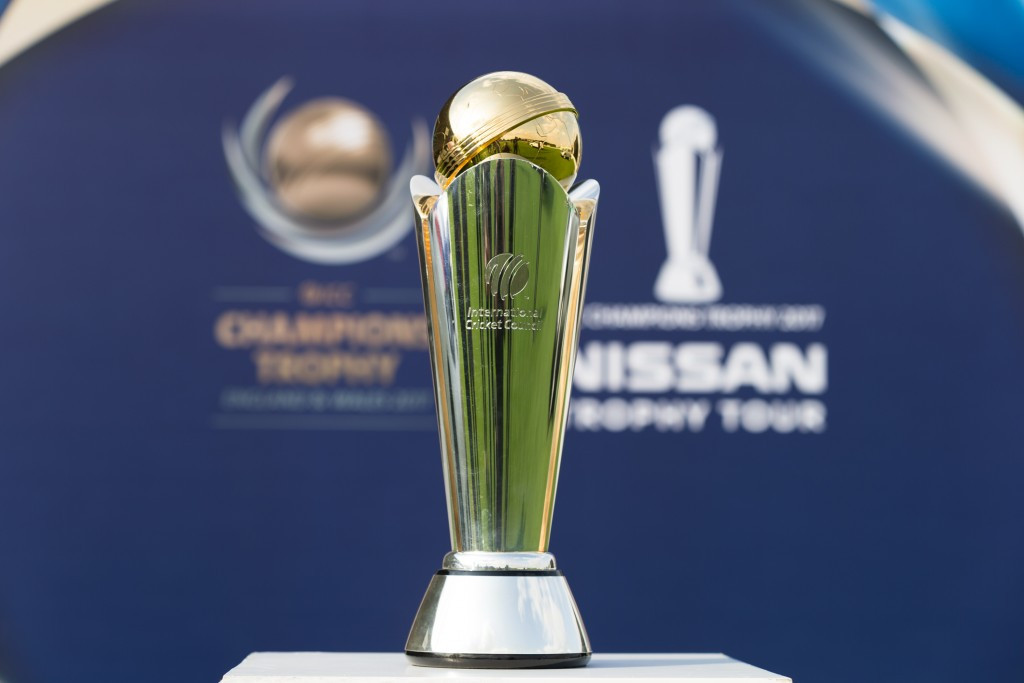 Aspall named official cider partner of ICC Champions Trophy