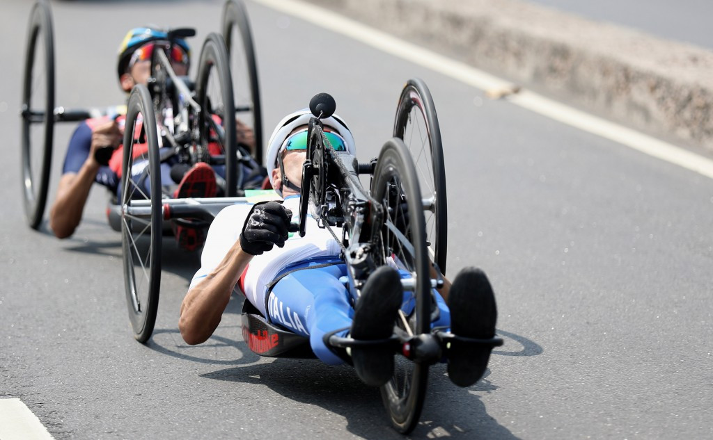 Rio 2016 gold medallists headline field for season-opening UCI Para-cycling Road World Cup