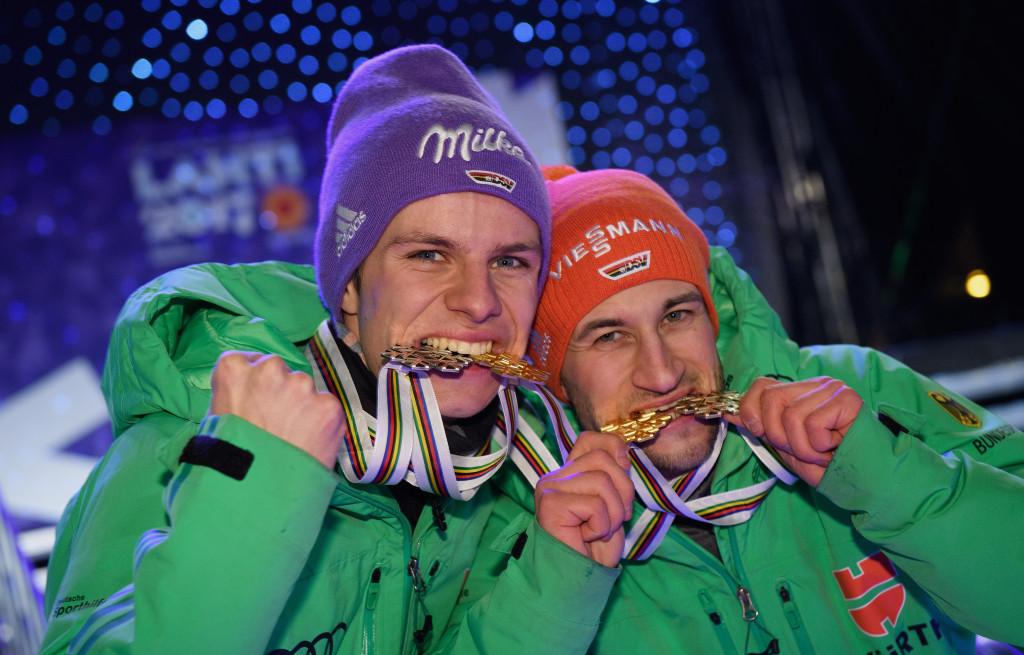 German team for next ski jumping season announced