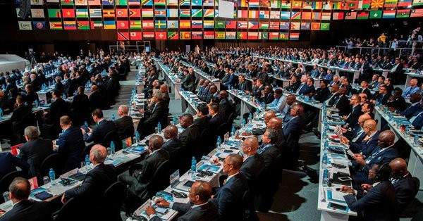 FIFA Congress officially approves 2026 World Cup plan
