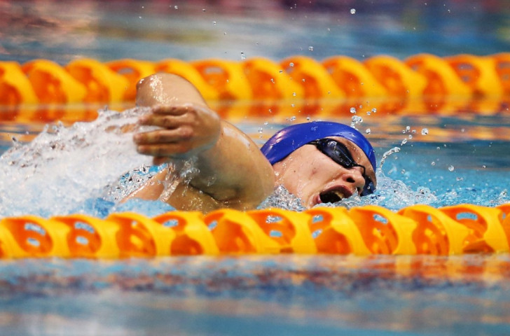 Mereshko seals IPC Swimming World Championships double with record-breaking display