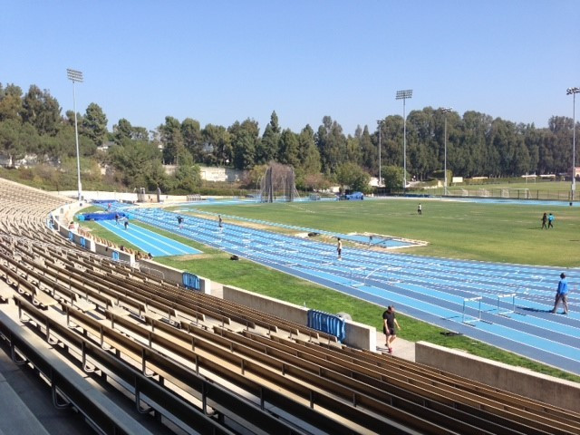 Drake Field in UCLA will host the  Paralympics Track & Field National Championships ©UCLA