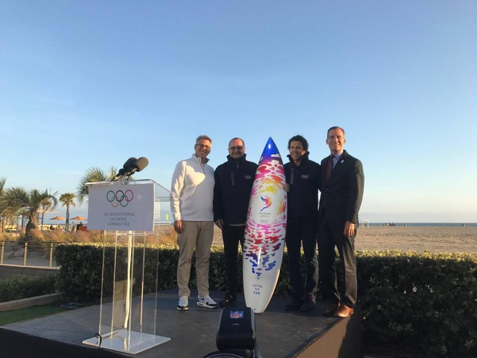 Athletes' Village site among Los Angeles 2024 venues praised by IOC inspectors