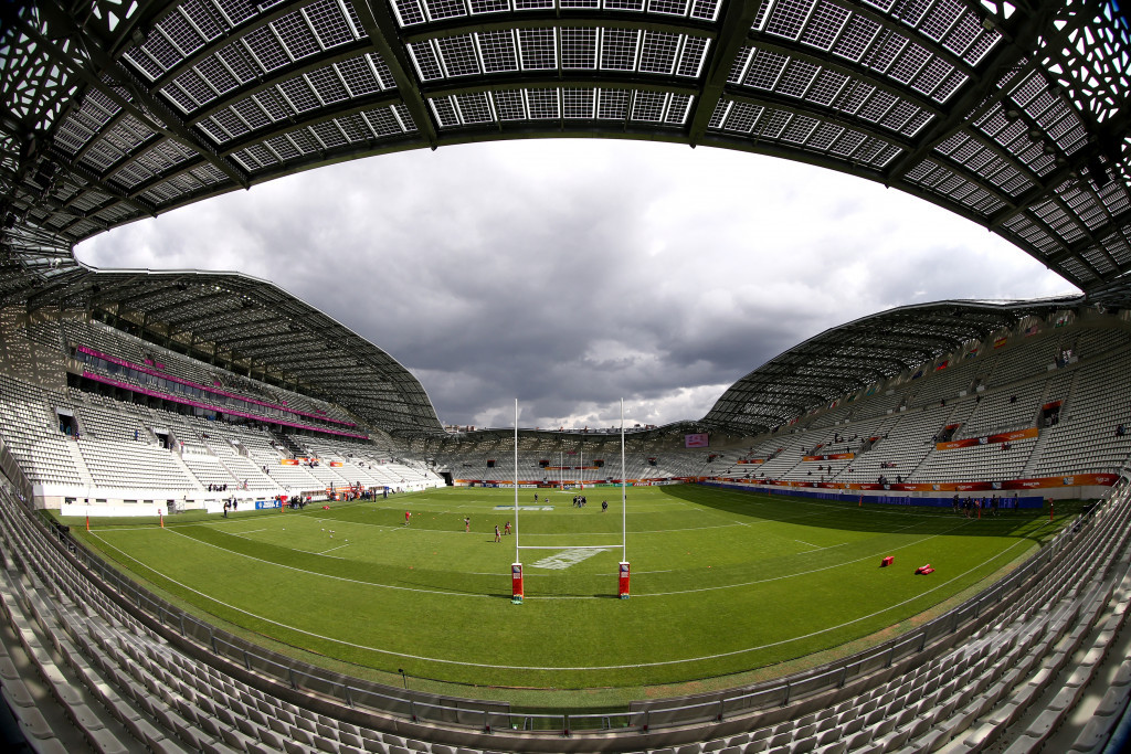 Action is due to take place at the Stade Jean Bouin in Paris ©Getty Images