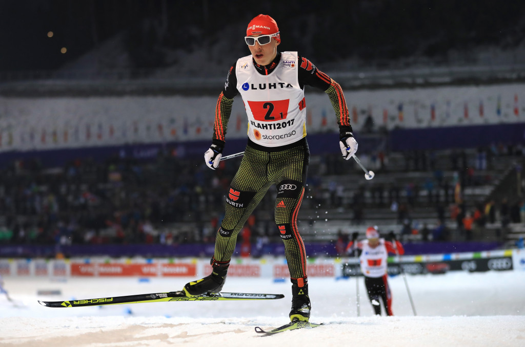 Frenzel named in German Nordic combined A team for next season