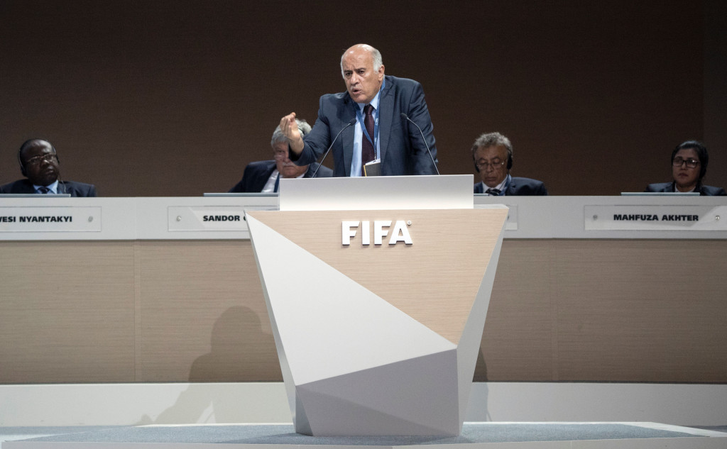 """Palestine threaten to take FIFA to CAS after """"illegal"""" postponement of vote by Infantino"""
