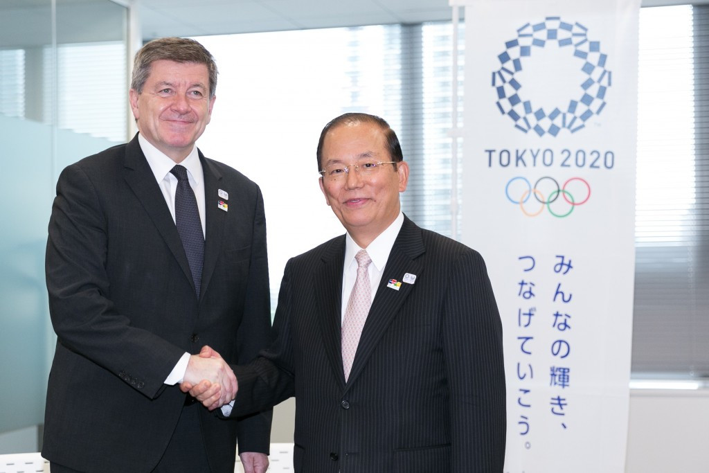 Tokyo 2020 partner with organisation to promote responsible workplace practices
