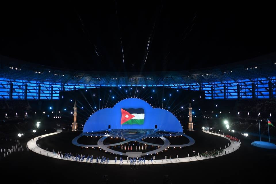 Islamic Solidarity Games officially opened in Baku
