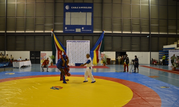 Morocco claim triple gold on opening day of African Sambo Championships