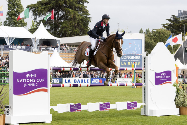 France claim FEI Nations Cup Jumping victory on home soil