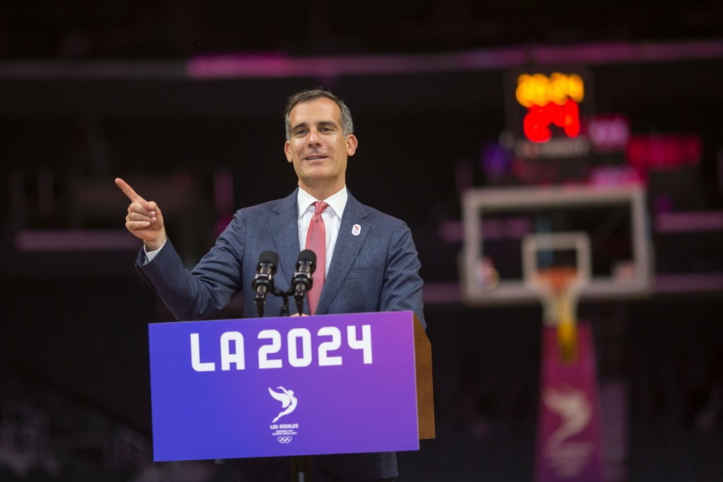 Mexico could stage football preliminary matches if Los Angeles awarded 2024 Olympics