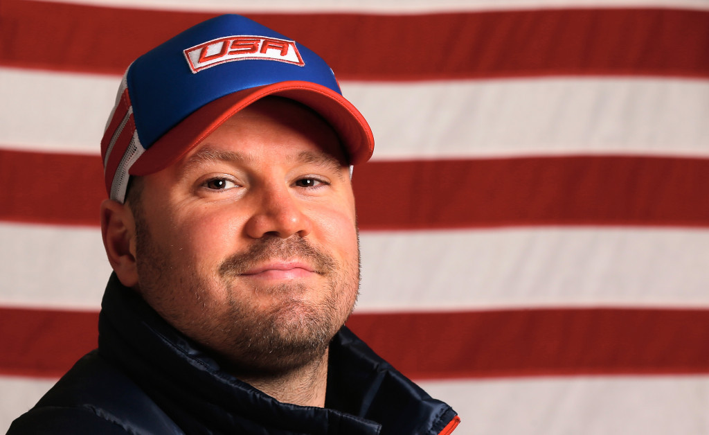 Steven Holcomb has been posthumously inducted into USA Bobsled and Skeleton Hall of Fame ©Getty Images