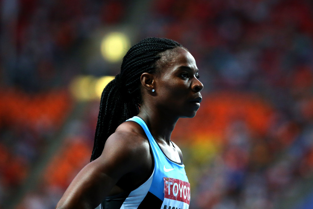 Campaign set up to help Botswana's Montsho prepare for return from doping ban