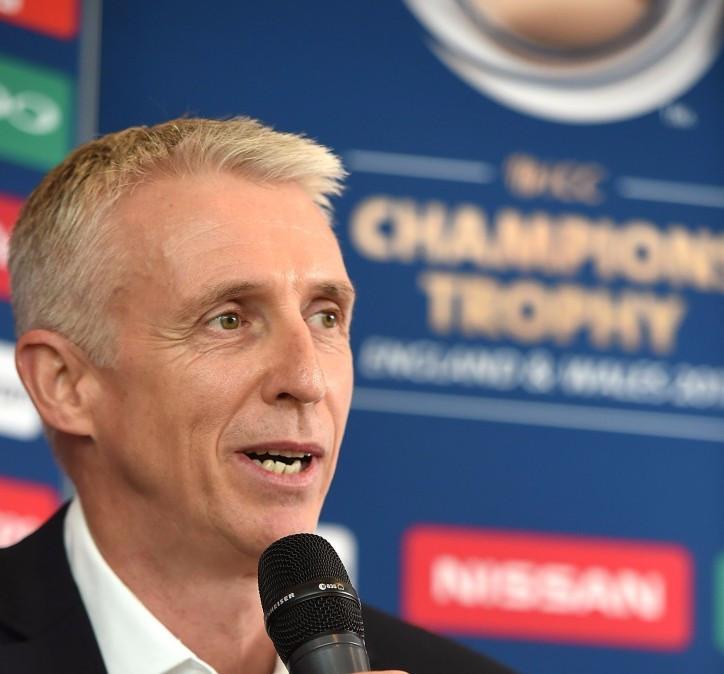 ICC Champions Trophy tournament director praises ticket sales