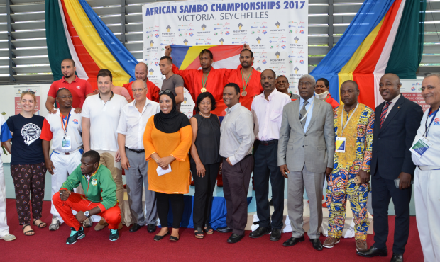 Morocco lift team title at African Sambo Championships