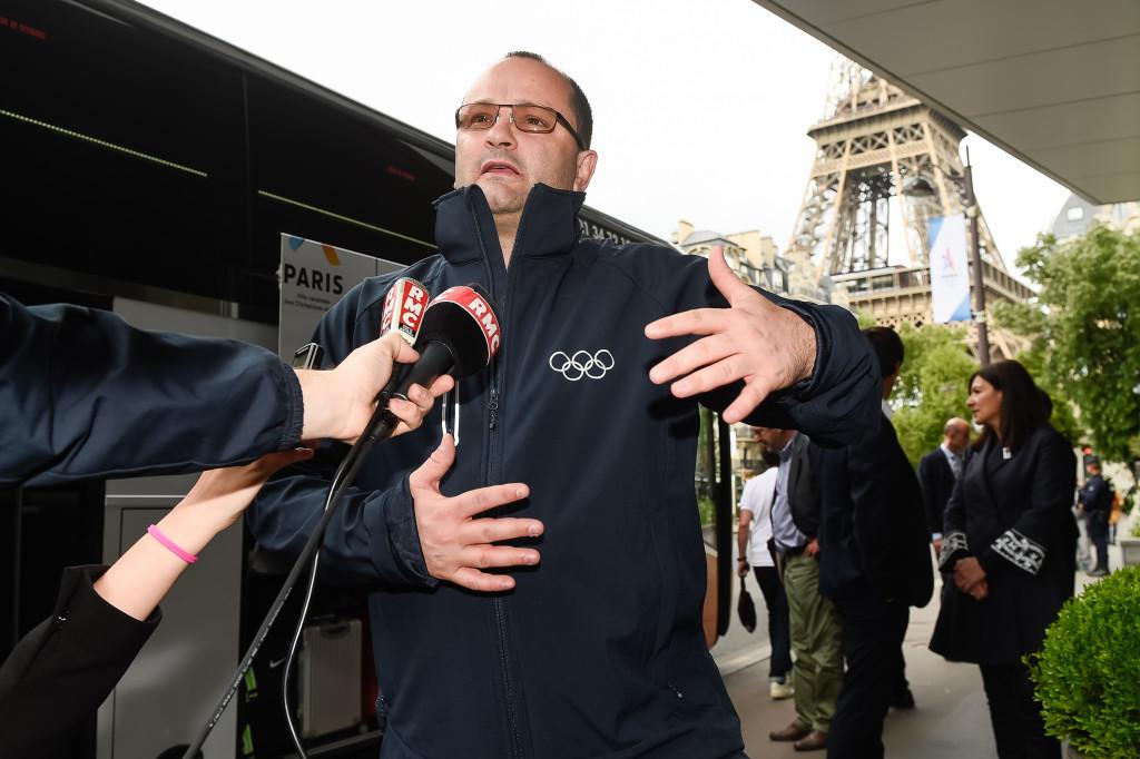 Paris 2024 welcomes IOC Evaluation Commission for inspection visit