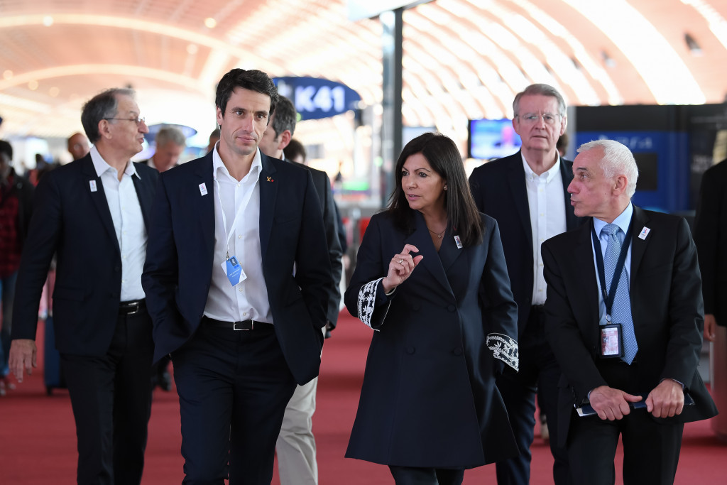 Paris 2024 promise Olympic and Paralympic Games of passion and purpose as IOC Evaluation Commission arrive
