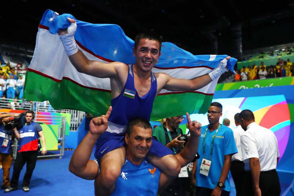 Uzbek Tigers secure narrow first leg lead in World Series of Boxing quarter-final