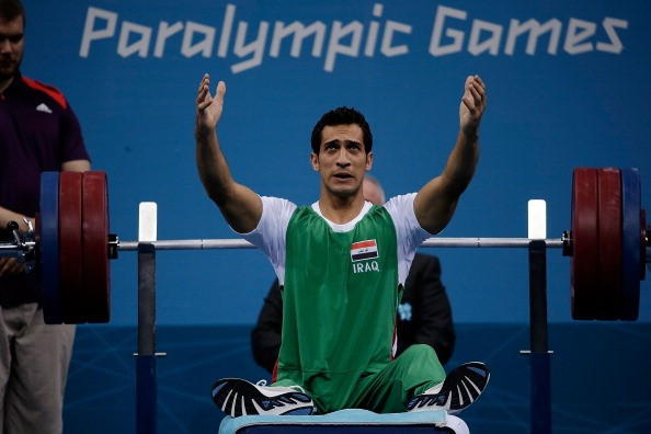 Iraqi latest powerlifter to be banned by International Paralympic Committee after positive drugs test