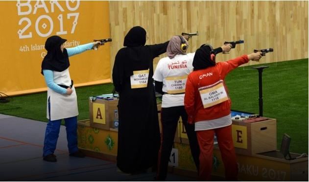 Qatar open gold medal tally at Islamic Solidarity Games